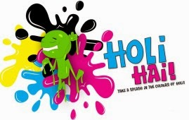 holi cartoon wallpapers HD