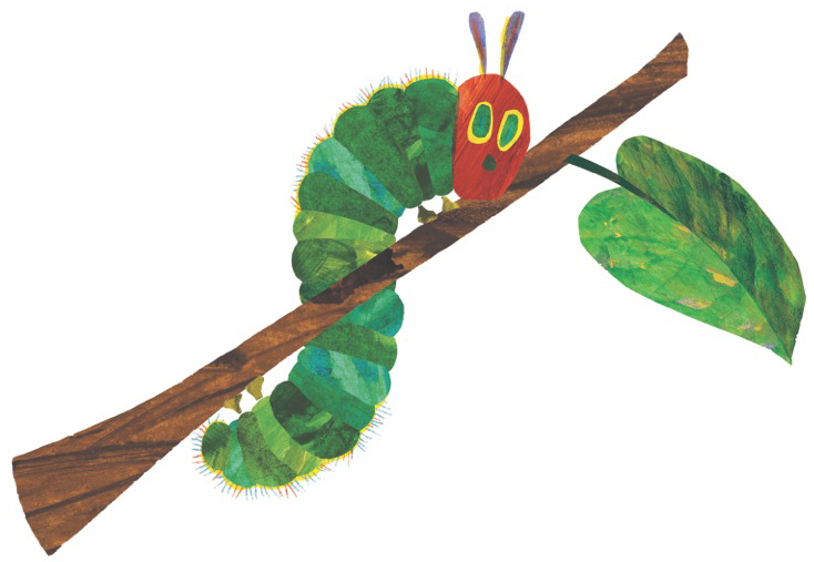 eric carle blog happy very hungry caterpillar day march 20th 2017 rh ericcarleblog blogspot com very hungry caterpillar clipart free very hungry caterpillar food clipart
