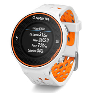 Garmin Forerunner 620 / ForeAthlete 620J (white & orange)