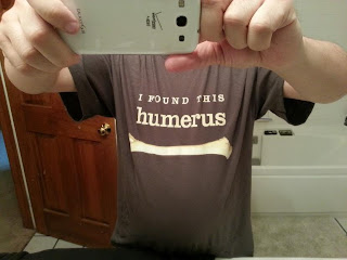 Humerus Shirt in Mirror