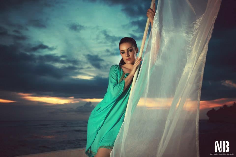 Azure Luxe Beachwear