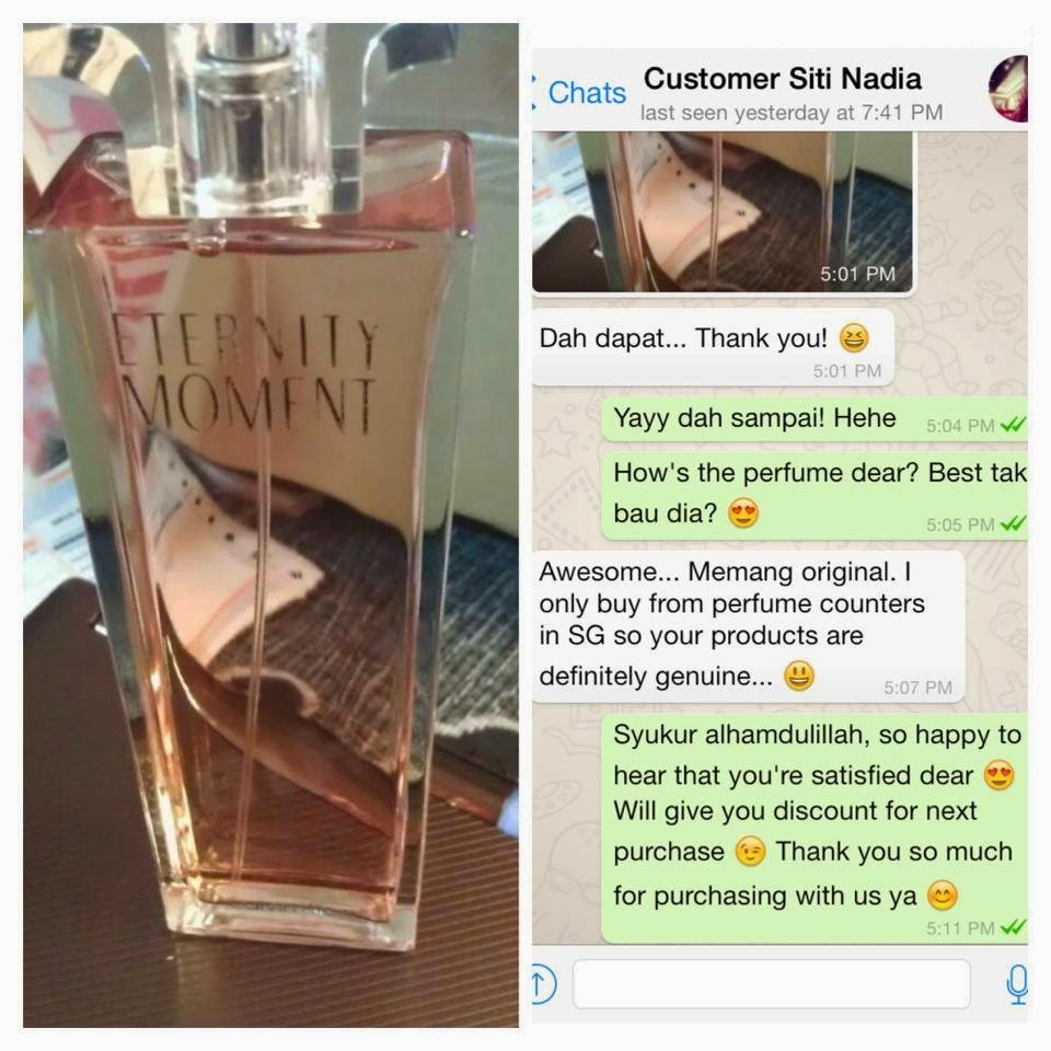 Beza Perfume Tester Dan Original: Original Rejected Perfumes : REAL OR FAKE?