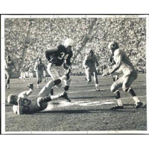 Rams - 49'ers 1957 Harder