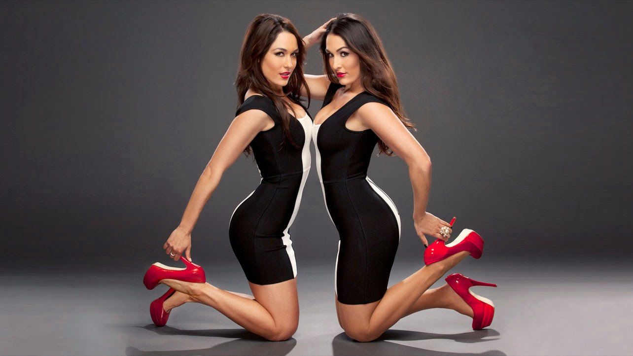 bella twins wallpapers