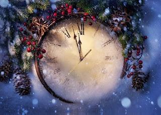 Auguri di buon fine anno 2015 e un meraviglioso 2016
