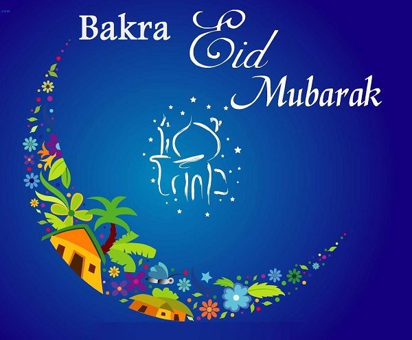 Eid Adha greetings