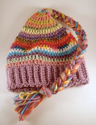 free crochet hat pattern size newborn to adult