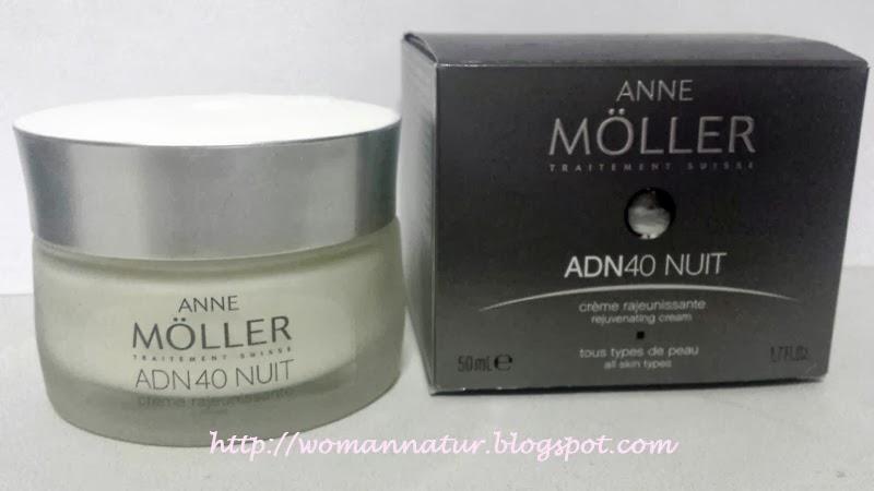 Anne Moller ADN 40 Nuit