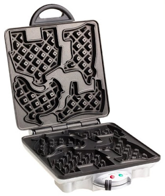 Creative Waffle Makers and Waffle Irons (10) 5