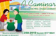 """ASOCIACIÓN PRO-AYUDA """"A CAMINAR"""""""