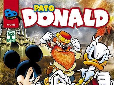 Lançamentos de dezembro da Editora Abril Jovem - Disney / DC Cartoon