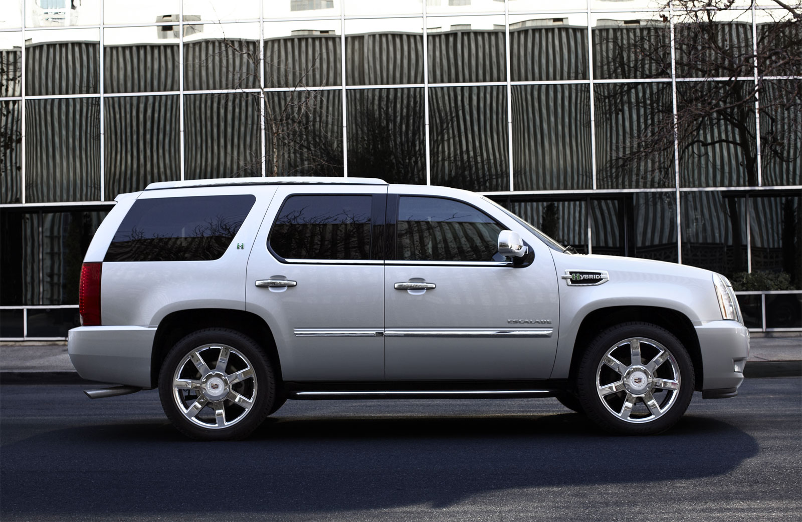 2012 cadillac escalade hybrid best hybrid cars blackcarracing. Black Bedroom Furniture Sets. Home Design Ideas