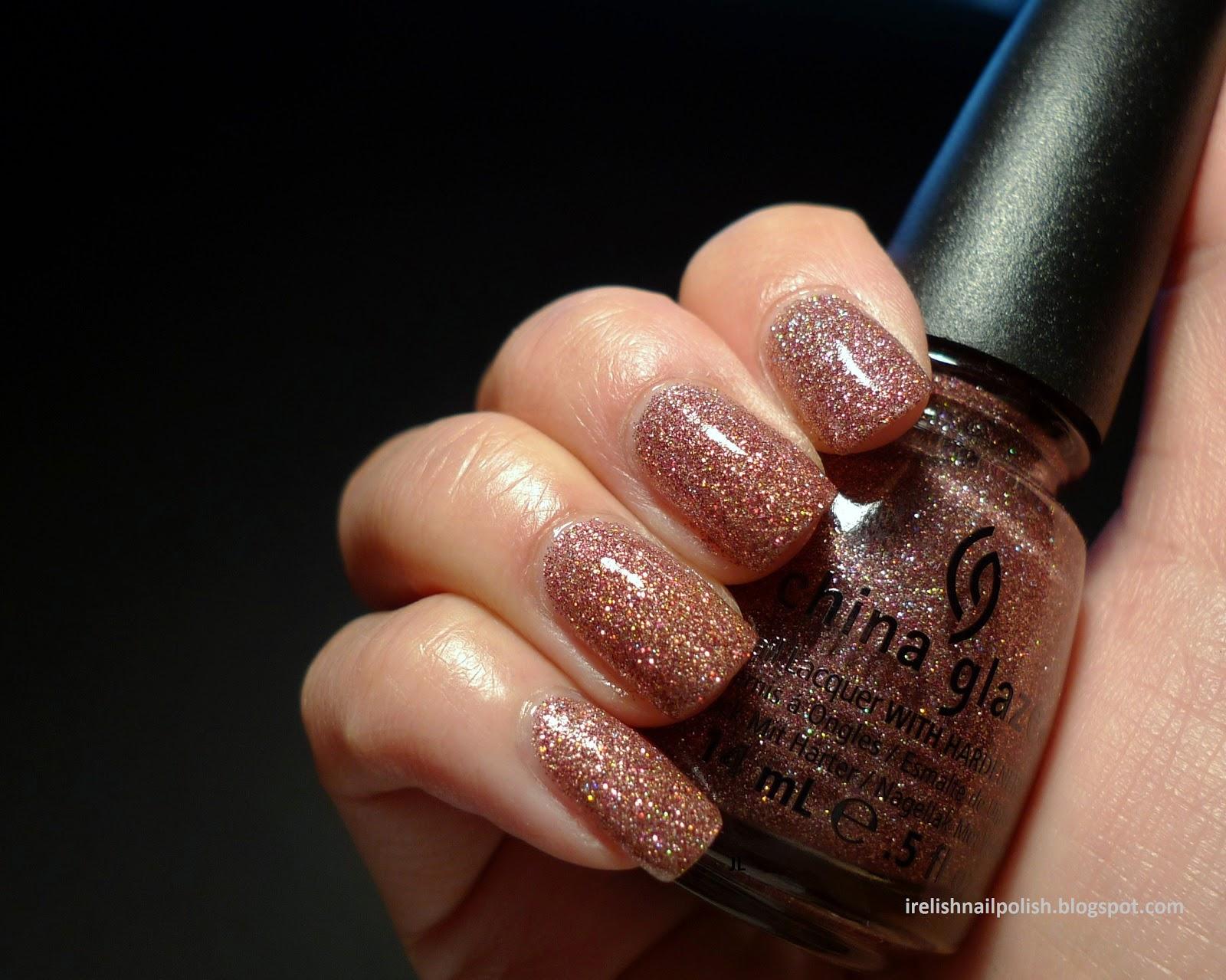 I Relish Nail Polish!: Go Pink Wednesday - China Glaze - United