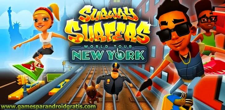 Subway Surfers New York América
