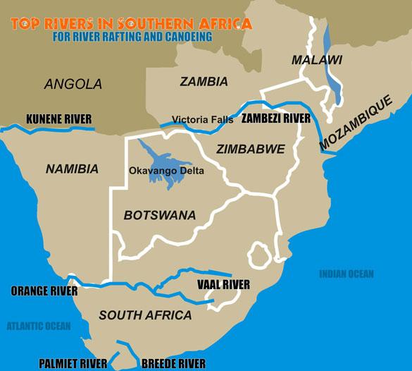 """""""Mighty Zambezi River"""" Source to Mouth"""