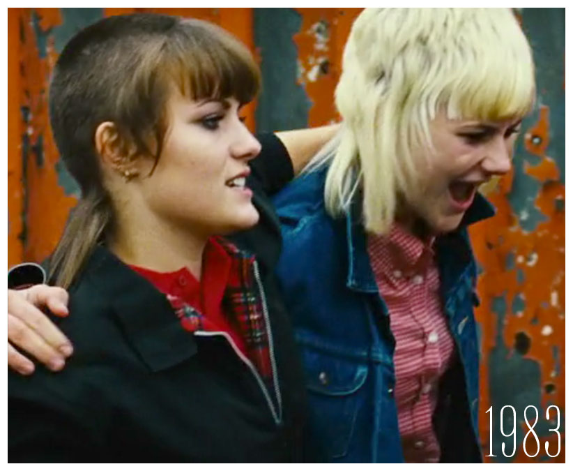 Beauty Squared The Style Of This Is England This Is England 86