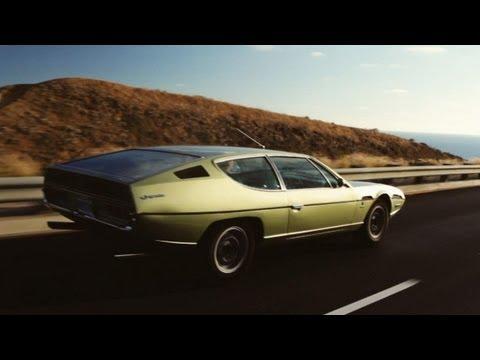 1970 Lamborghini Espada Series II - CAR and DRIVER 1