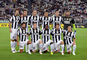 Average ratings Juventus 2012/13.