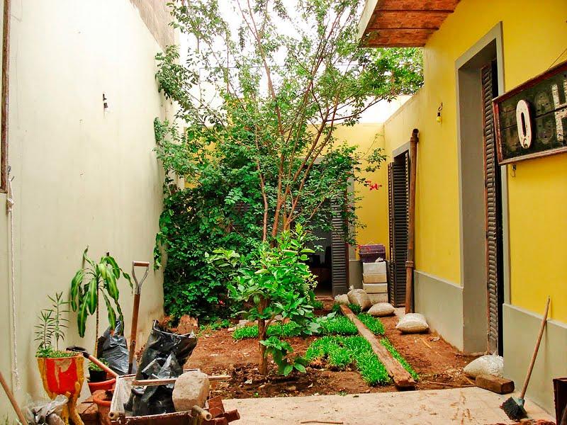 Reverdir jardineria y paisajismo jardin calle dicman 2 for Jardineria y paisajismo