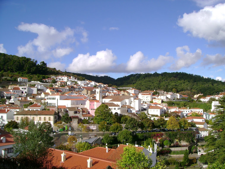 VISTA DA VILA DE MONCHIQUE
