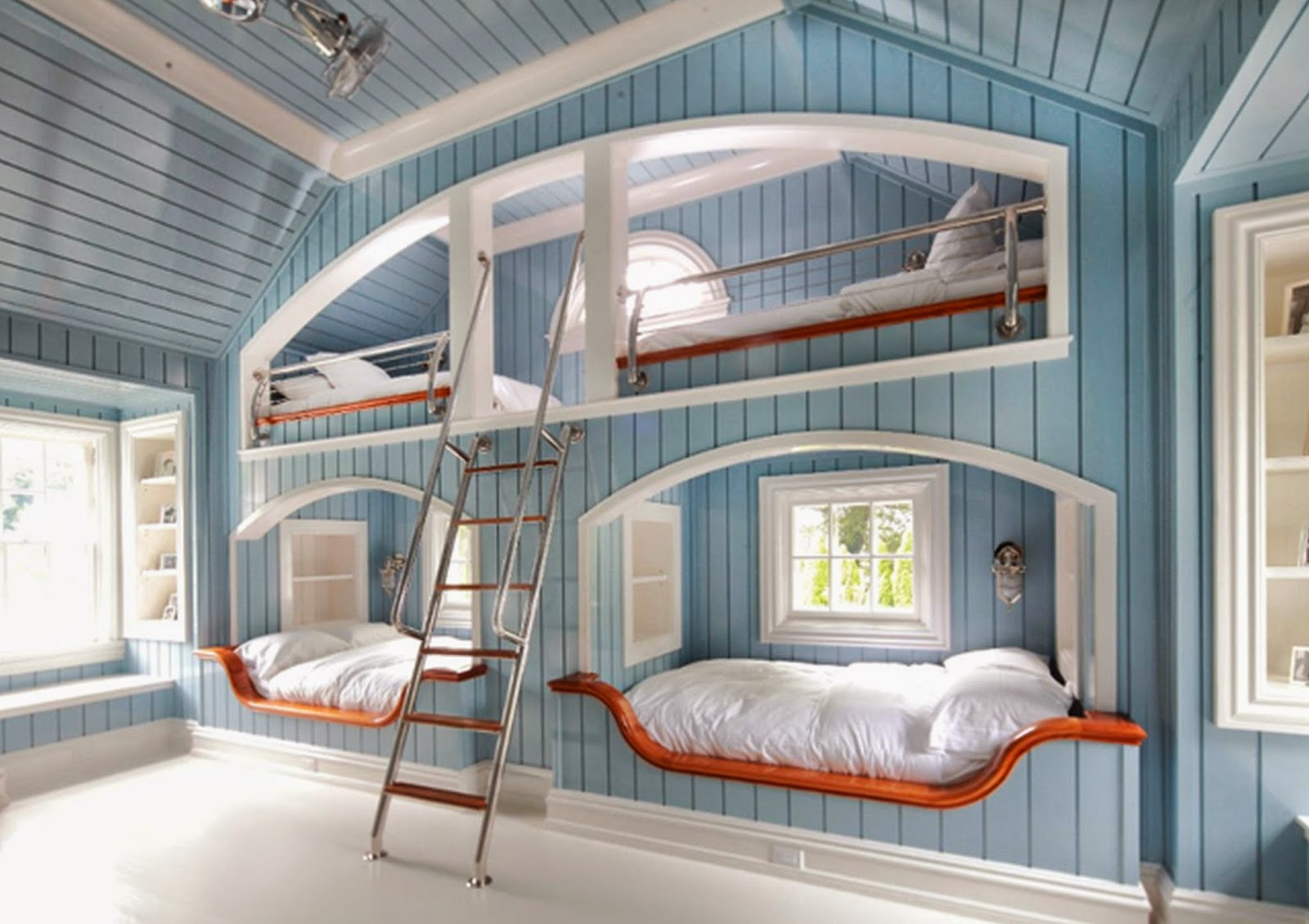 Farry island girls bedroom ideas 2015 - Unique girls bedroom images and idea ...
