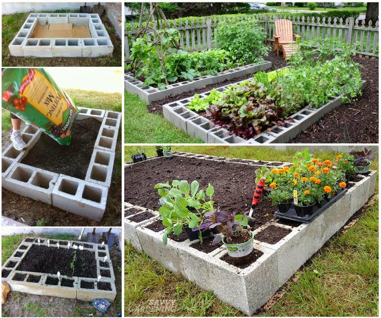 Оригинальные идей для сада и огорода