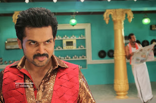 All in All Azhagu Raja Movie New Stills