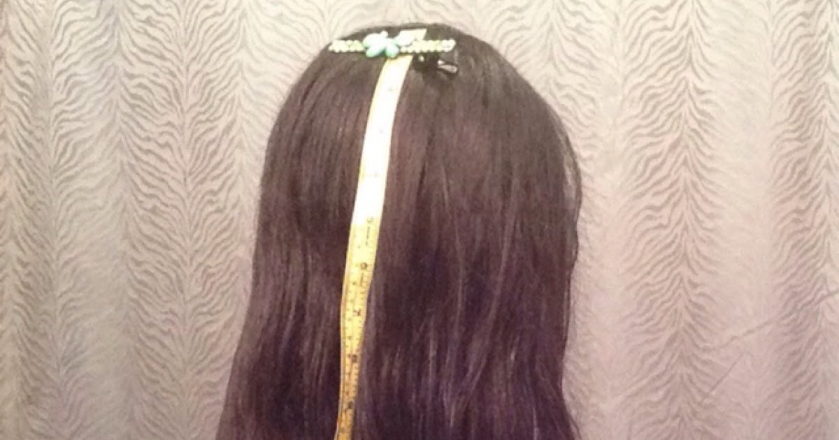 Pocahontas Hair Secrets Length Check June 2015