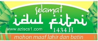 Font untuk Tulisan Idul Fitri