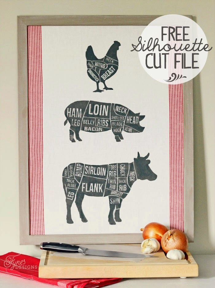 Best FREE Printables for your Kitchen. So cute!