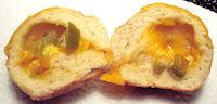 Jalapeno Cheddar Soft Pretzel Bites