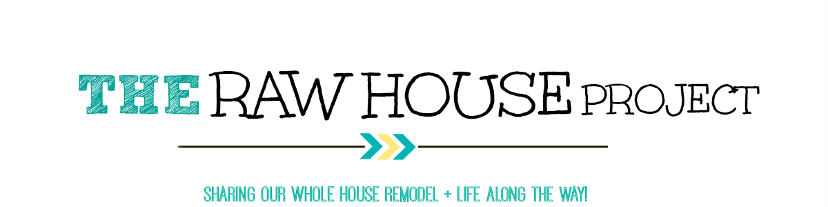 The Raw House Project