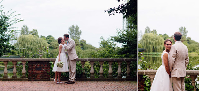 Chicago Botanical Garden Wedding