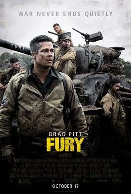fury movie 2014