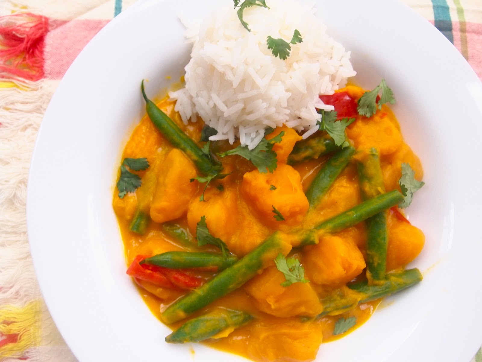 squash thai kabocha squash thai red curry with kabocha squash recipes ...
