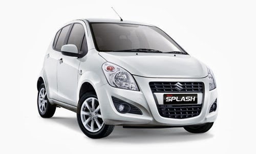 New Suzuki Splash