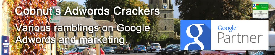 Cobnut's Adwords Crackers