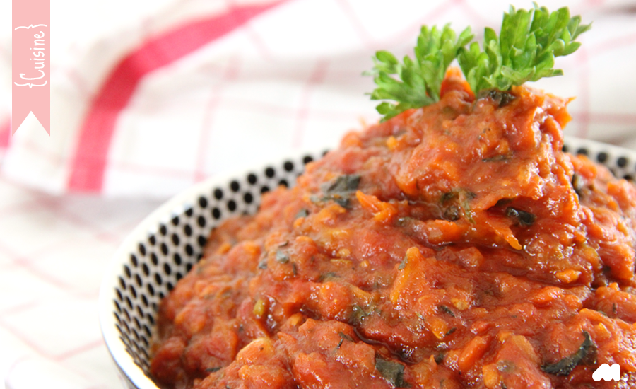 Minigougue cuisine la sauce tomate for Sauce tomate cuisinee