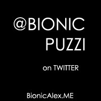 BIONIC PUZZI ON TWITTER