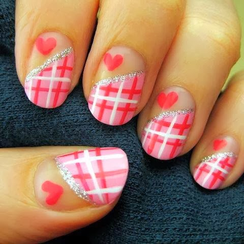 designs of elegant and stylish nails art from the