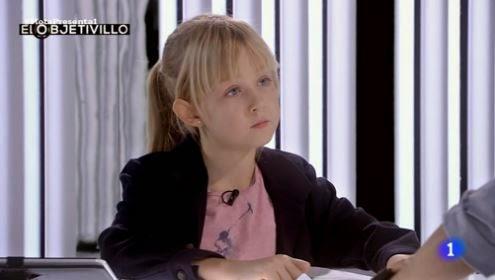 El objetivillo, José Mota, Anastasia, actriz, siete años