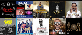 Downloaded Albums And Singles Of 2013 on Spinlet