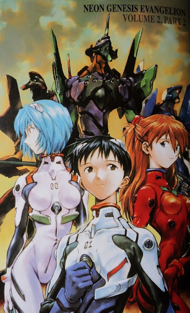 Neon Genesis Evangelion Vol. 5 - Yoshiyuki Sadamoto