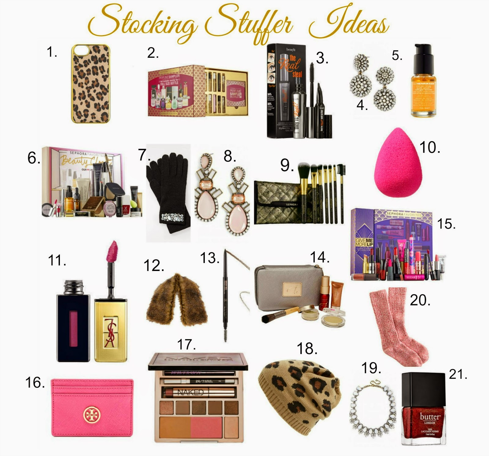Stocking Stuffer Ideas For Her Kiss Me Darling