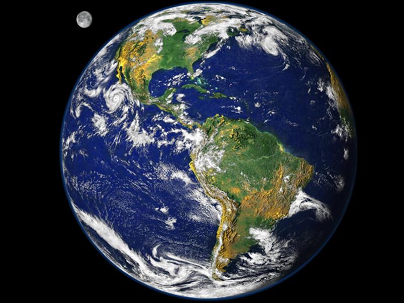 BLOG: Planeta Terra e o Meio Ambiente