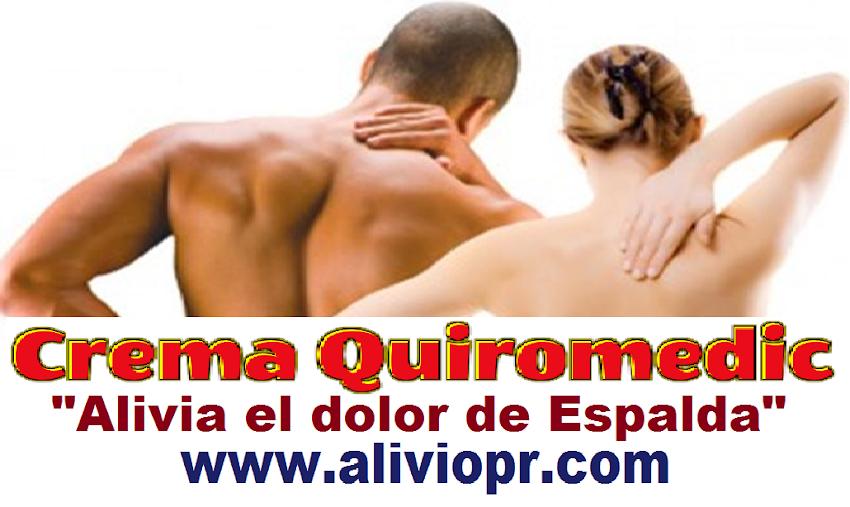 Crema Quiromedic