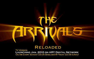 THE ARRİVALS GELENLER VİDEO SERİSİ