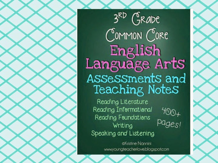 http://www.teacherspayteachers.com/Product/3rd-Grade-Common-Core-ELALiteracy-Assessments-and-Teaching-Notes-ALL-STANDARDS-1099681