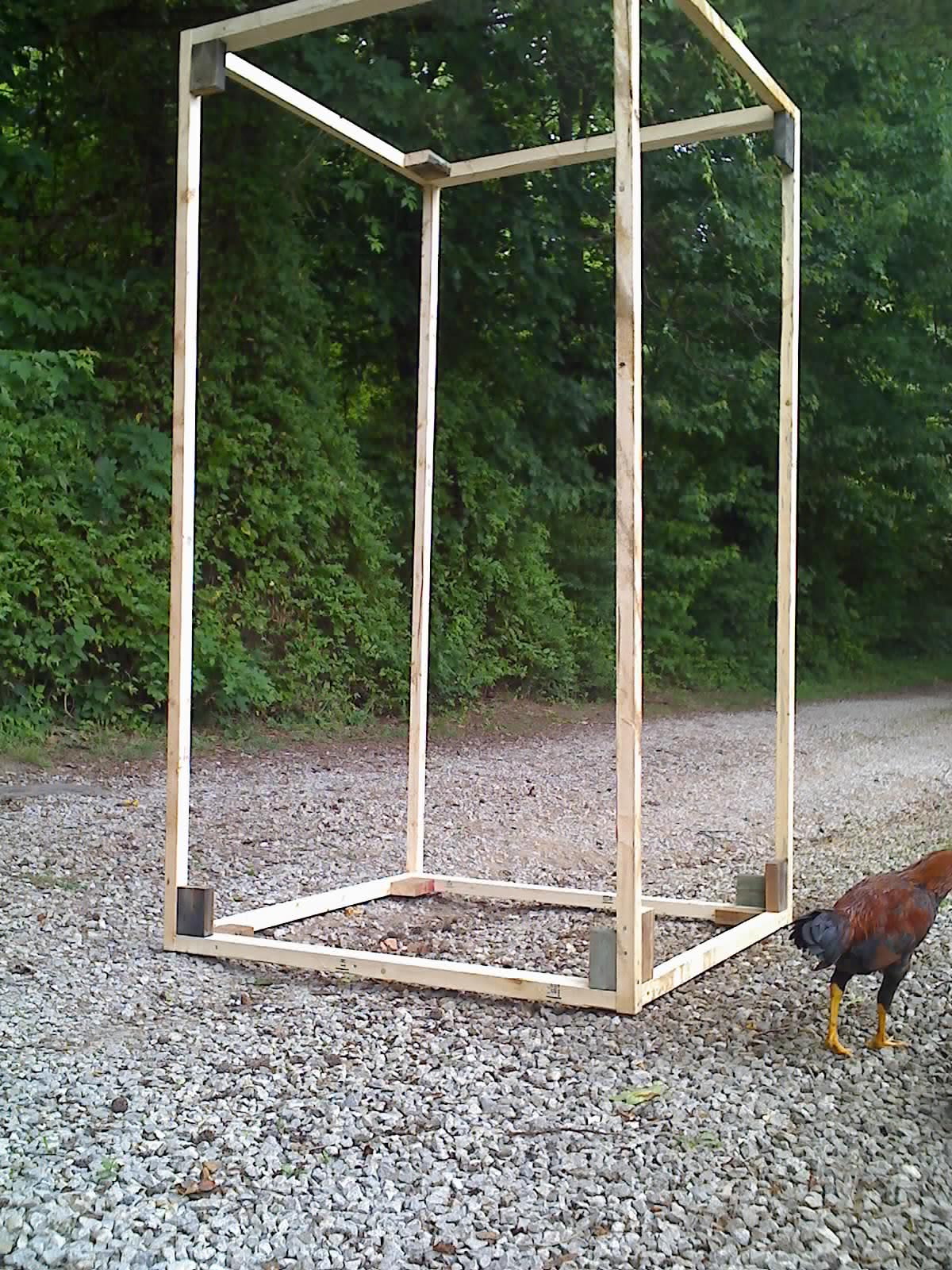 Gamefowl Housing