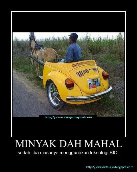 MINYAK DAH MAHAL